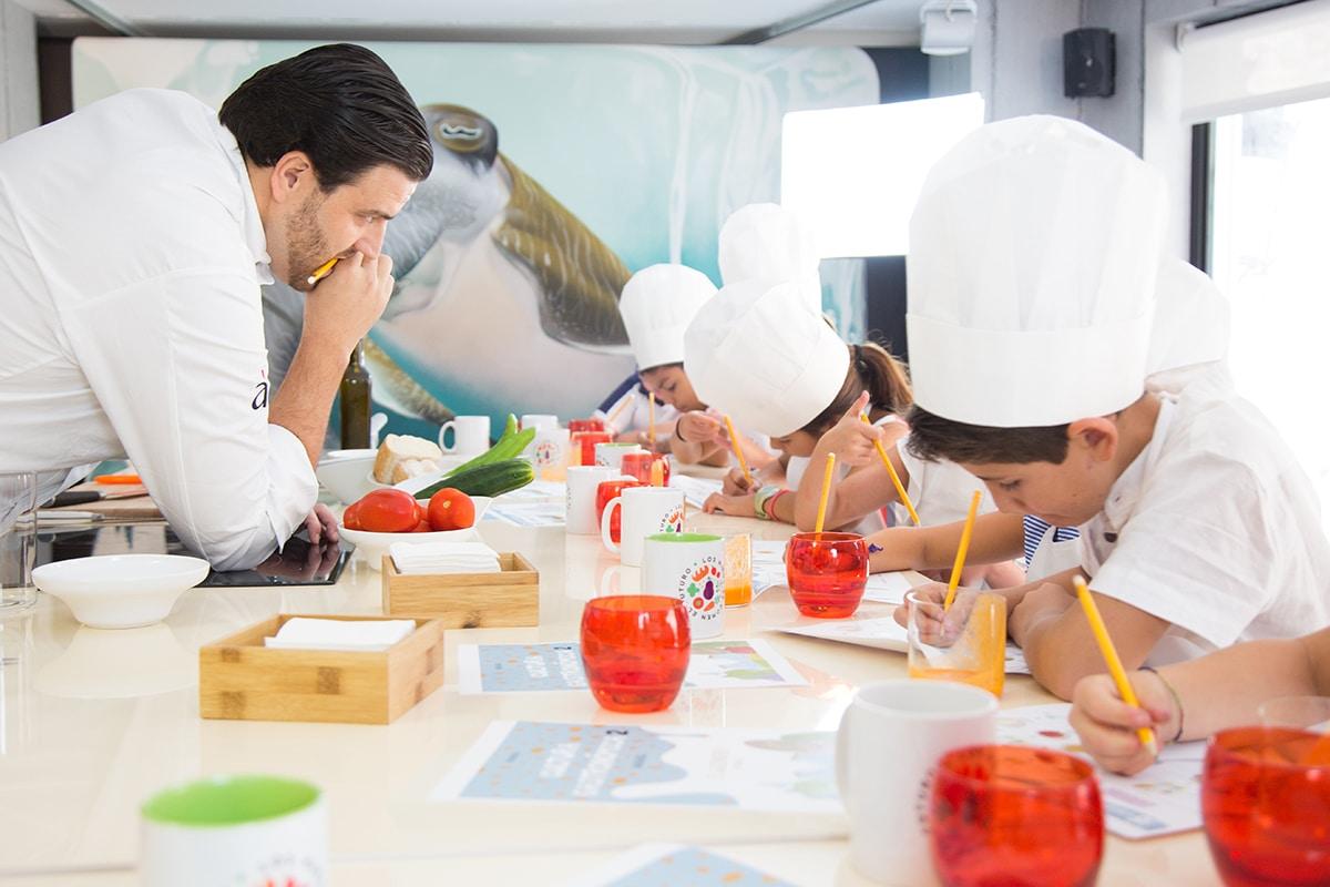 Cultura Gastronómica y Centros Educativos